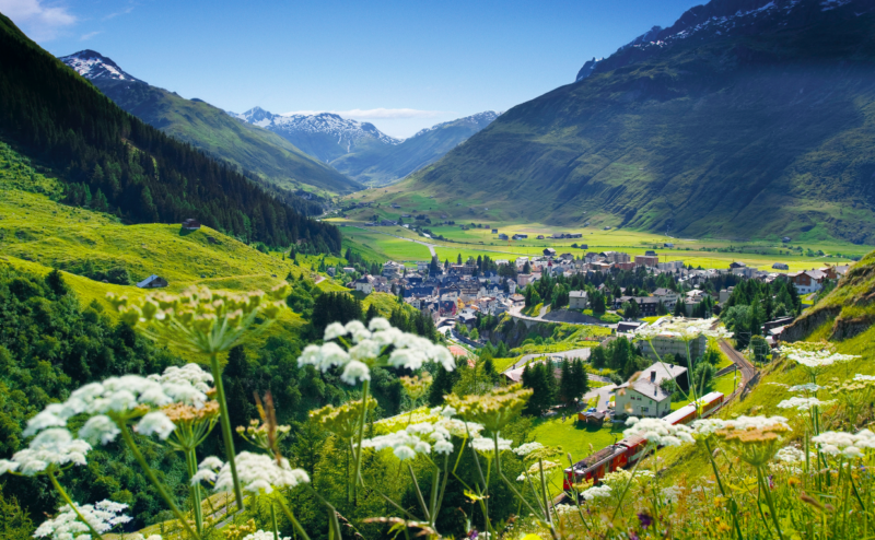 Andermatt Overview