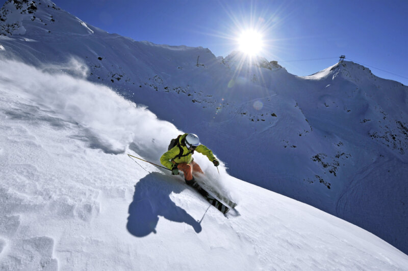 Andermatt Winter Skiing