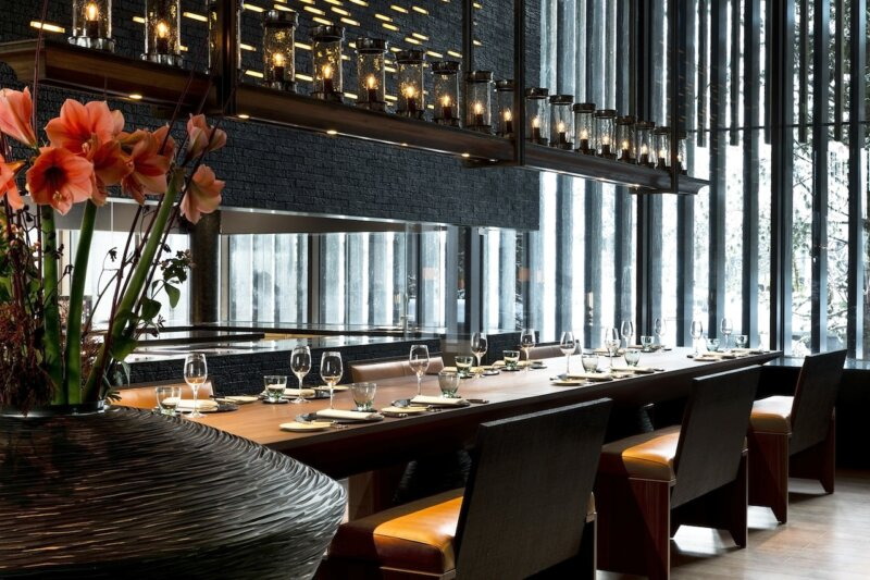 The Chedi Services The Japanese Restaurant