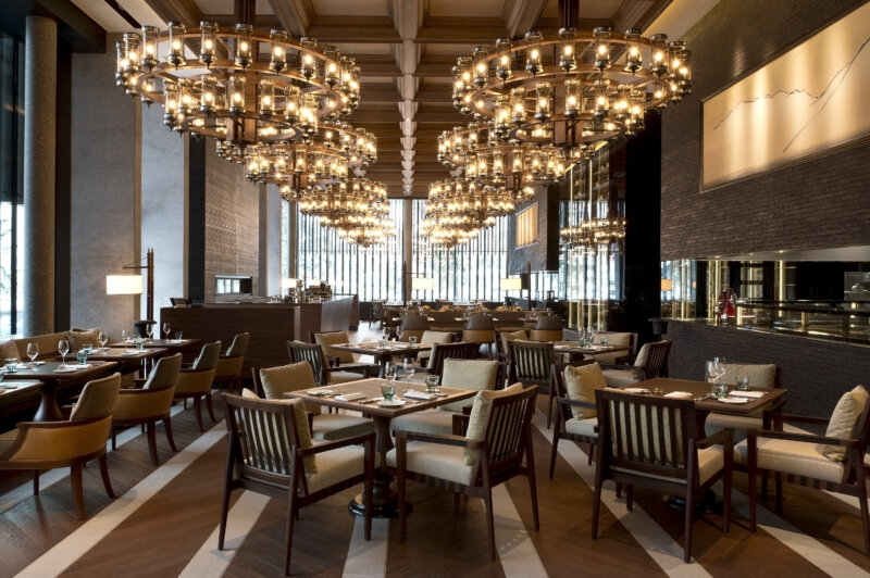 The Chedi Services The Restaurant