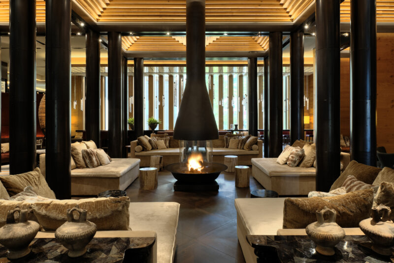 The Chedi Services The Lobby